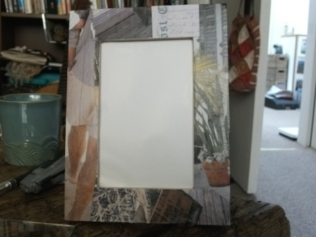 Photo Frame 2 by Kate Gough